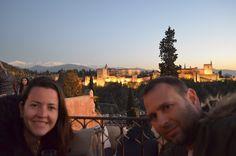 Vai para a Espanha? Não deixe de conhecer Granada, Alhambra e a Estação de Esquí de Sierra Nevada, são lugares incrivelmente lindos que nos encantou.  #TurMundial #Granada #SerraNevada #Andaluzia #Espanha #Alhambra http://www.turmundial.com/2017/02/granada-e-serra-nevada-cidades.html