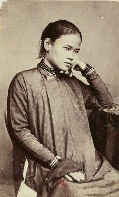 REDS.VN - Chùm ảnh: Chân dung các cư dân Đông Dương 140 năm trước