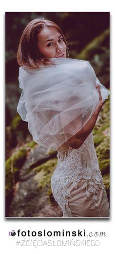 edc9431056 Dziś mam dla Państwa  cudowny  portret naszej wspaniałej Panny Młodej -  Mileny. Wyjątkowa