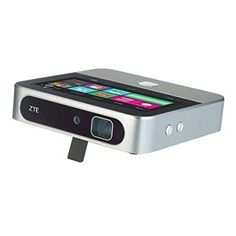 """""""Features & Benefits"""" ZTE Spro 2 MF97 (T-Mobile) Unlocked 4G LTE HD Portable Projector"""