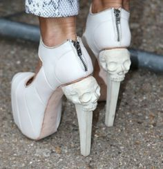 Jodie Marsh Shoes....oh puh-leeze! These must be Halloween shoes!!