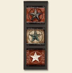 New WESTERN STAR WALL PLAQUE