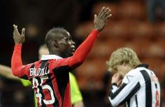 Debut Mario Balotelli Di AC MIlan 2 gol lawan Udinese | BDbola.com