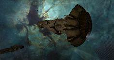 Eve Online. Vaisseaux de classe Titan.