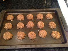 Gluten-free Vegan Pumpkin Oat Cookies, Dairy and Egg-free