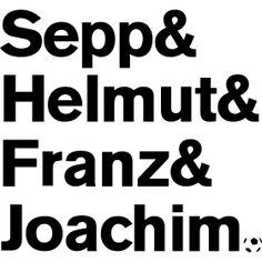 Weltmeistertrainer Deutschland Vornamen - Alle Fu�ball Weltmeistertrainer von Deutschland mit Vornamen von Sepp Herberger, Helmut Sch�n �ber Franz Beckenbauer bis hin zu Jochim L�w.