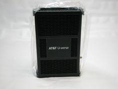 AT&T U-verse Pace 5268AC Gateway Internet Wireless Modem Router NO Power Adapter #Pace