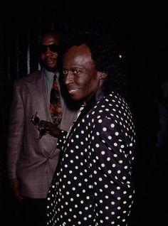Miles Davis style!