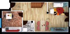 SAFIR VILLA GROUND FLOOR: PRICE: from EUR 81,000 + 5% VAT Ground Floor, Flooring, Home, Ad Home, Wood Flooring, Homes, Haus, Floor