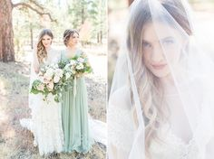 Zach & Natalie's Romantic Wedding in the Woods » Karlee K Photography