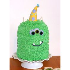 Isn't this little guy cute?  If you're a regular reader here than you know C's an October baby – this is the friendly monster cake I made to celebrate his 1st birthday.  I know he looks fancy but he was actually very, very straight forward to make. In fact, this was only the third or …