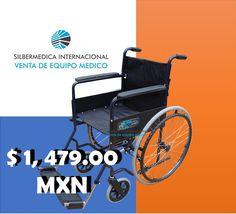 Silla de ruedas economica #silbermedica