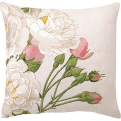 I pinned this French Rose Pillow from the D.L. Rhein event at Joss and Main!