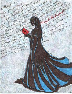 """Lady Jane Grey's Walk"" by Majutsu (aka Blankfacedseraphim)"