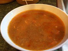 Navy Bean Soup - Rural In The Urban