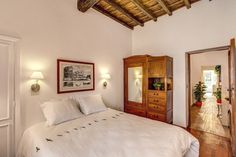 Ganhe uma noite no Romantic Trastevere Fienaroli Suite - Apartamentos para Alugar em Roma no Airbnb!