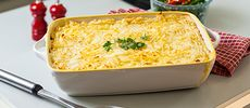 A delicious treat for the family. Make sure the pie is bubbling hot and the potatoes are golden brown on top. Fish Pie, Recipe Finder, Golden Brown, Yummy Treats, Real Food Recipes, Macaroni And Cheese, Bubbles, Potatoes, Meals
