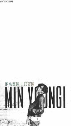 SUGA  BTS 'FAKE LOVE' Official Teaser 2