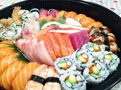 Sushi | #Japan #Food (Heartbeat of the Drum)