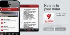 ServPro http://www.servpromclean.com/ likes the Tornado Safety Tips from the American Red Cross