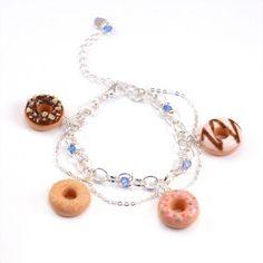 Scented Donuts Bracelet