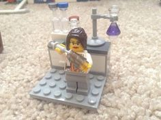 Camilia the Lab Scientist