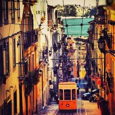 Lisbon street   The Music of Temptation