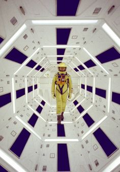 2001: A Space Odyssey // Directed by: Stanley Kubrick Cinematography: Geoffrey Unsworth