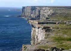 Aran Islands, Ireland. One of the most beautiful places I've ever been. Worth the ferry ride.