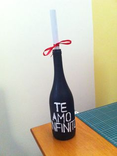 Regalo de mes para novio. Gift for boyfriend #handmade
