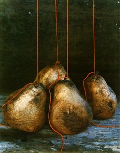Olivia Parker, Four Pears (1979).