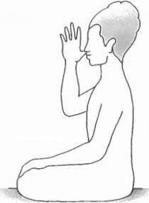 The moment you start breathing with your left nostril, your elementary self will come into play and you will immediately become very pleasant and positive rather than angry and reactive. Yoga Bewegungen, Yoga Art, Ashtanga Yoga, Vinyasa Yoga, Kundalini Meditation, Meditation Music, Mindfulness Meditation, Yogi Bhajan, Yoga Kurse
