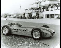 Freddie Agabashian, Indy 500, 1952.