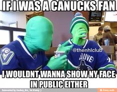 i hate the canucks