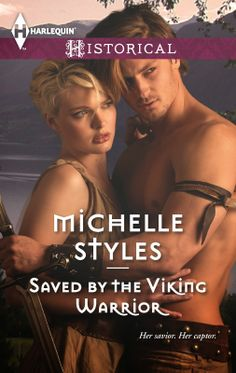 US cover for Saved by the Viking Warrior