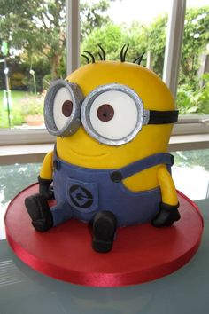 Not sure if I'd be able to eat this - Despicable Me