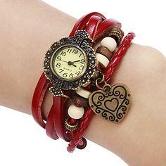relógio+pulseira+de+marcação+flor+boêmio+das+mulheres+–+BRL+R$+16,03