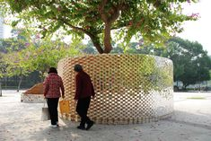 Gallery - Pixel Wall / HKU Department of Architecture - 17