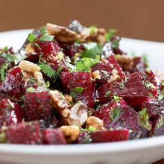 Lean salad of beets How To Make Omelette, Beet Salad, Savoury Dishes, Beets, Potato Salad, Appetizers, Yummy Food, Healthy Recipes, Healthy Eats