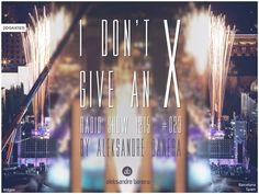 I Don't Give An X 1215 #023 radio show by Aleksandre Banera [IDGAX023]    https://soundcloud.com/aleksandrebanera/idgax-1215-023?in=aleksandrebanera/sets/i-dont-give-an-x-radio-shows