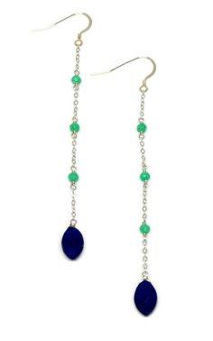 d07b6ce0b Statement earrings are one of the biggest jewelry trends for 2017. I love  these long