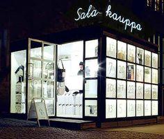 Salakauppa - Secret Shop Popup shop by Company 81bf9083292