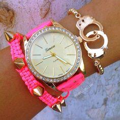 #Watch and #bracelets from www.gogolush.com❤️ #Padgram