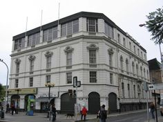 Palacio Ross, hoy Club Aleman.