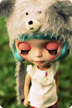 I want to be a Blythe <3