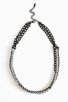 Crystal Cosmos Necklace