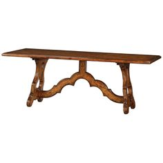 Theodore Alexander Great Hall Refectory Dining Table