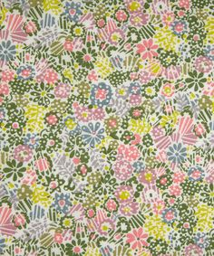 Pattern Design - Clarricoates C Tana Lawn, Liberty Art Fabrics - CoDesign Magazine Textiles, Textile Prints, Textile Patterns, Print Patterns, Floral Patterns, Liberty Art Fabrics, Liberty Print, Surface Pattern Design, Pattern Art