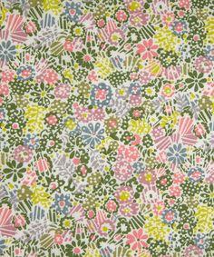 Clarricoates C Tana Lawn, Liberty Art Fabrics