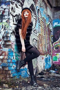 Graffiti by Josefine Jönnson | Women Photography